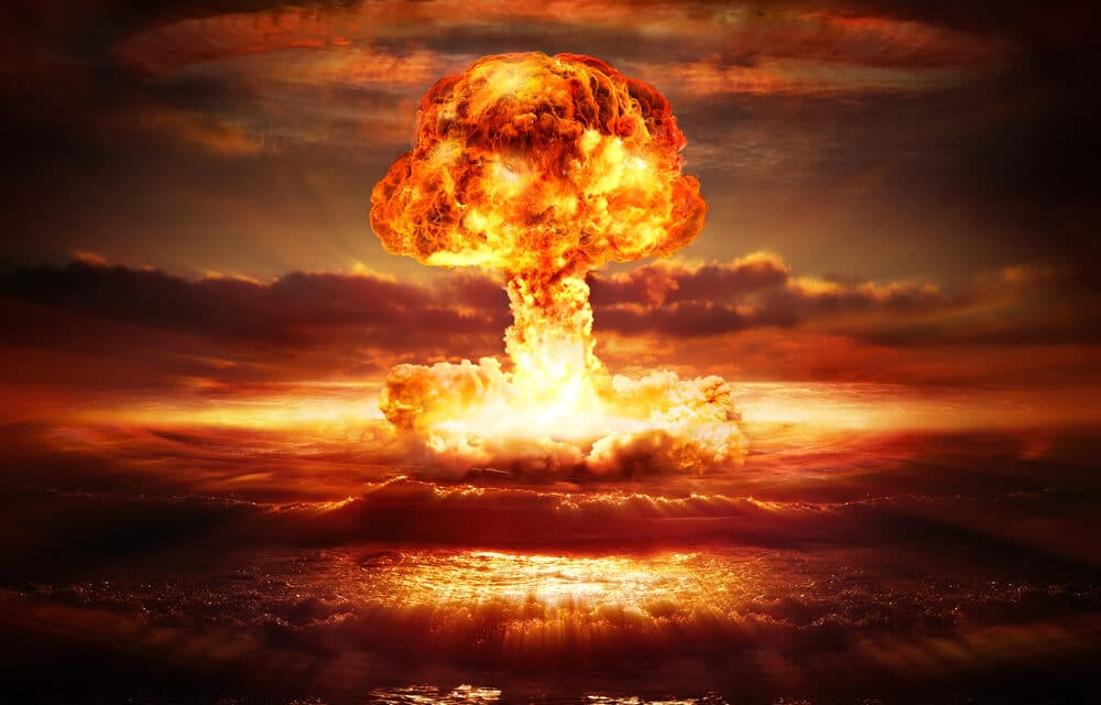 UN warns that humanity is on the brink of annihilation with nuke threat highest in 40 years