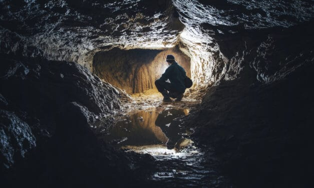 Team exploring 400 foot pit to 'underworld' dubbed 'Well of Hell' make horrifying discovery