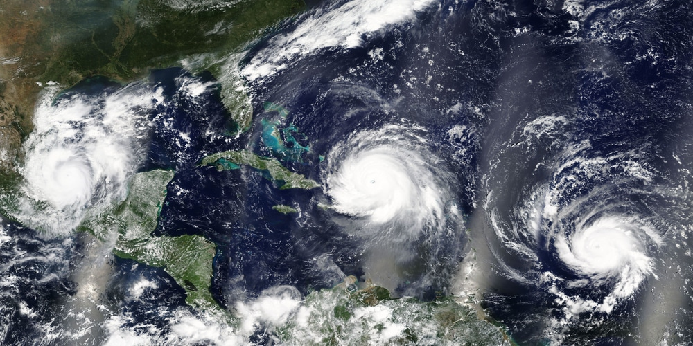 Extreme and record breaking weather events continue to devastate the US