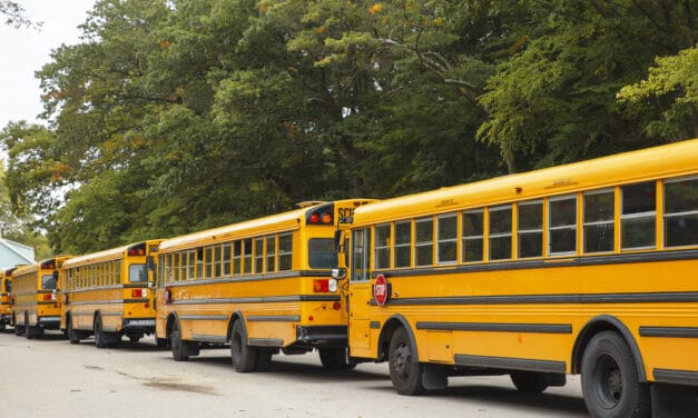 There is such a shortage of bus drivers that Massachusetts governor deploys state's national guard to assist