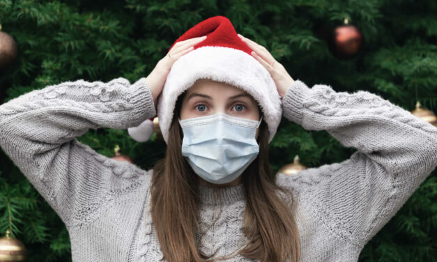 The CDC is urging unvaccinated Americans to stay home for the Holidays — AGAIN