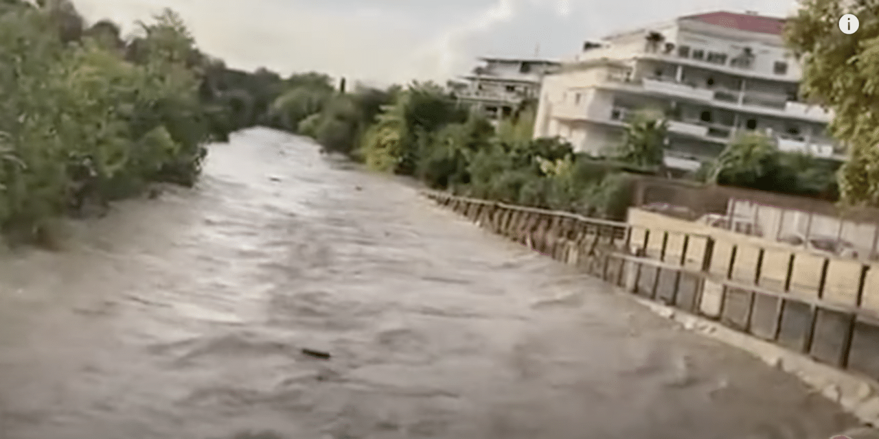 (VIDEO) 34 inches of rain in 24 hours breaks Europe's all time rainfall record
