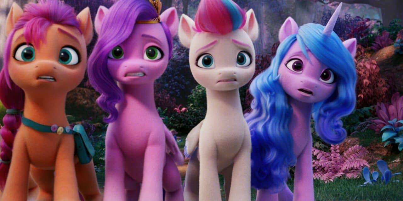 "'My Little Pony' goes WOKE with new Netflix movie introducing ""progressive creatures"""