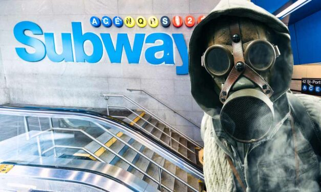"""Feds plan to conduct """"airborne terrorism threat test"""" which includes releasing non-toxic gas into subway system"""