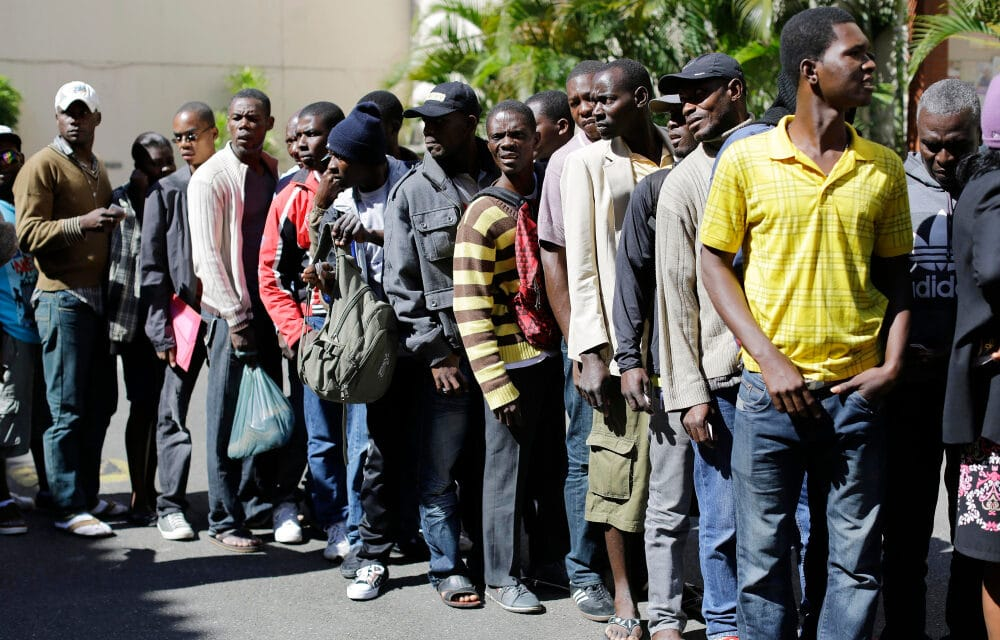Texas is bracing for a surge of 60,000 Haitian migrants