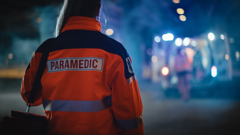 Nationwide shortage of emergency medical technicians and paramedics means longer 911 response times