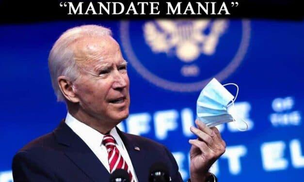 """(NEW PODCAST) """"Mandate Madness"""" is sweeping the Globe"""