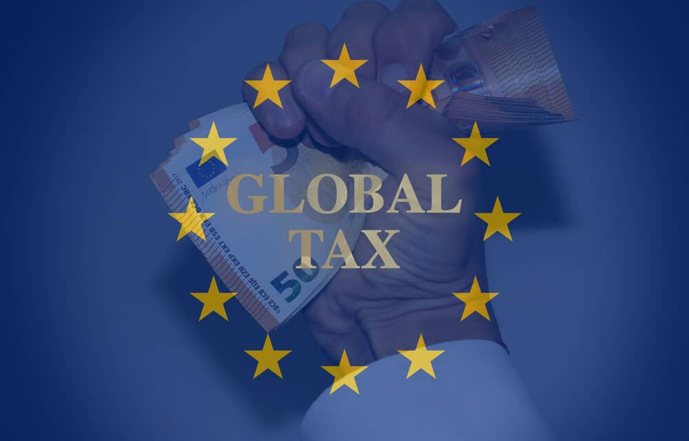 """Dawn Of """"Global Tax"""" 136 Countries On Board"""