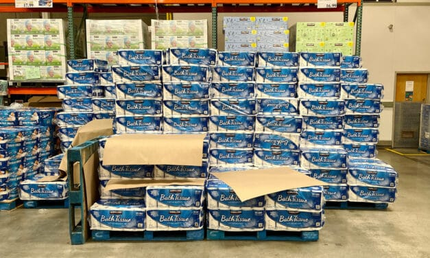 Walmart and Costco begin limiting toilet paper sales while toy companies warn parents Christmas gifts won't arrive in time