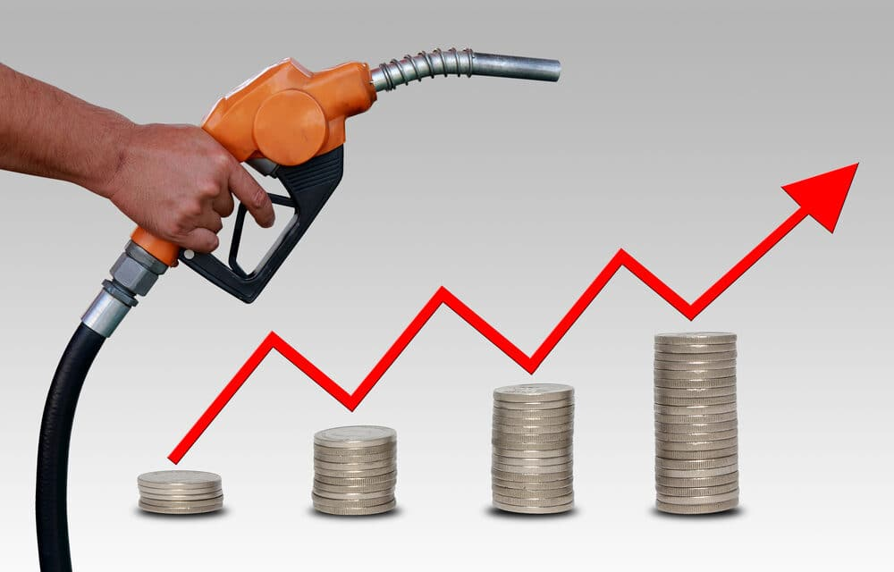 Gas prices continue to skyrocket as the global energy crisis worsens