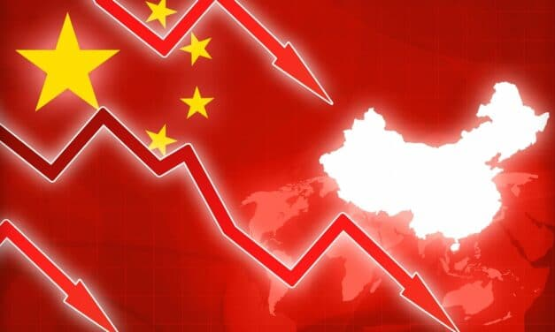 """Alarm bells are sounding of """"Global Financial Crash"""" as China fears debt default"""