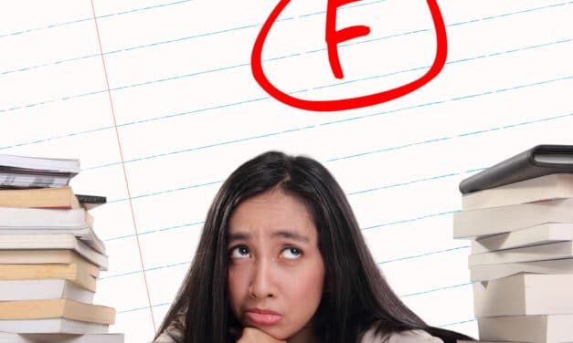 The dumbing down of America continues as student test scores fall for first time in national test's history