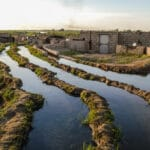 A new report indicates that the Euphrates river is drying up just as Bible Prophecy foretold