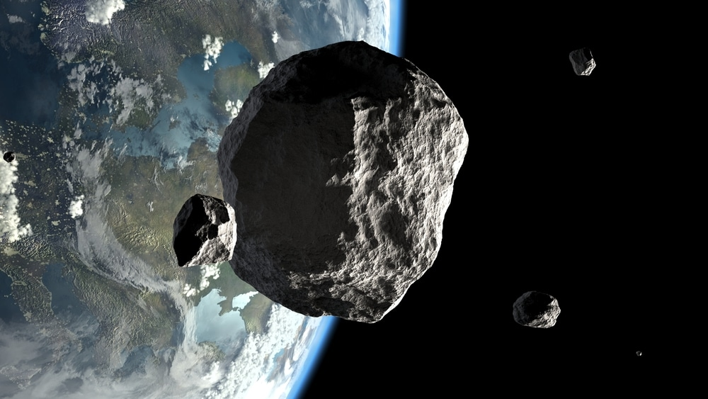 Several asteroids larger than the Great Pyramid of Giza will fly by Earth in coming weeks