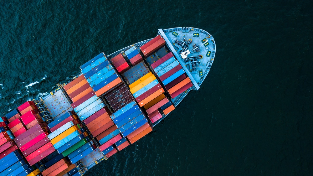 500,000 containers are just sitting on cargo ships off Southern California coast