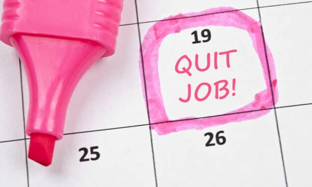 4.3 million workers quit their jobs in the month of August setting a new record